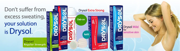 Drysol Extra Strength Dab On